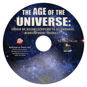 Age of the Universe: Should We Distort Scripture... ? (CD)