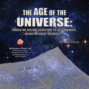 Age of the Universe: Scripture or Contemporary Theories? [Audio Download]