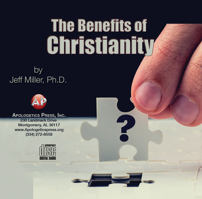 Benefits of Christianity [Audio Download]