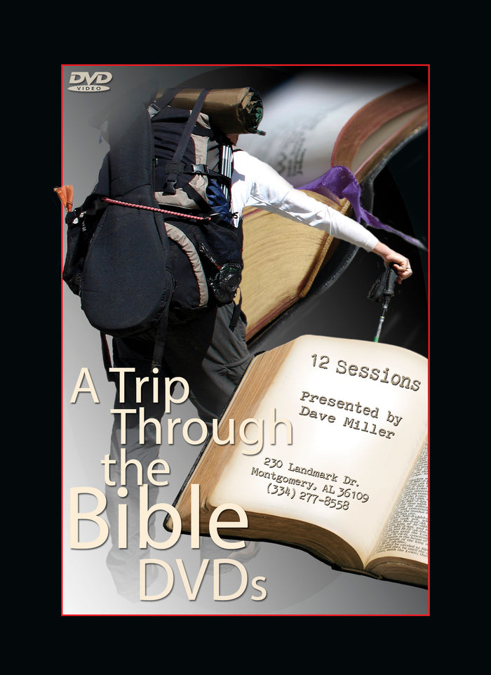 A Trip Through the Bible—DVD