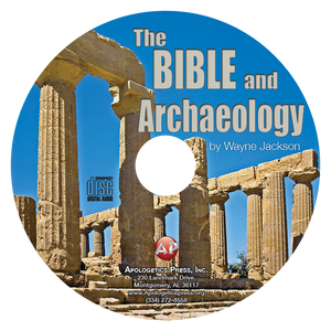 Bible and Archaeology (2 CDs)—WJ