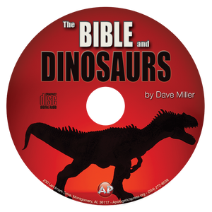 Bible and Dinosaurs (CD)