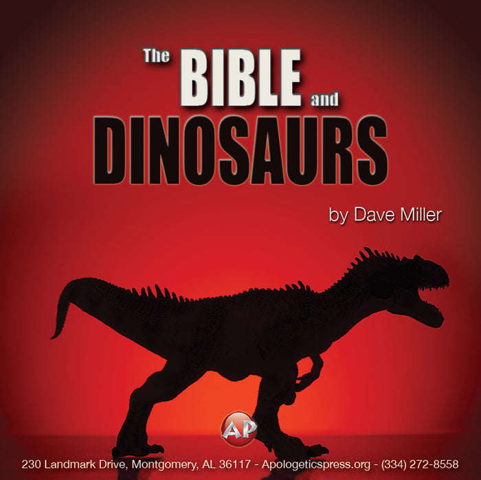 Bible & Dinosaurs [Audio Download]