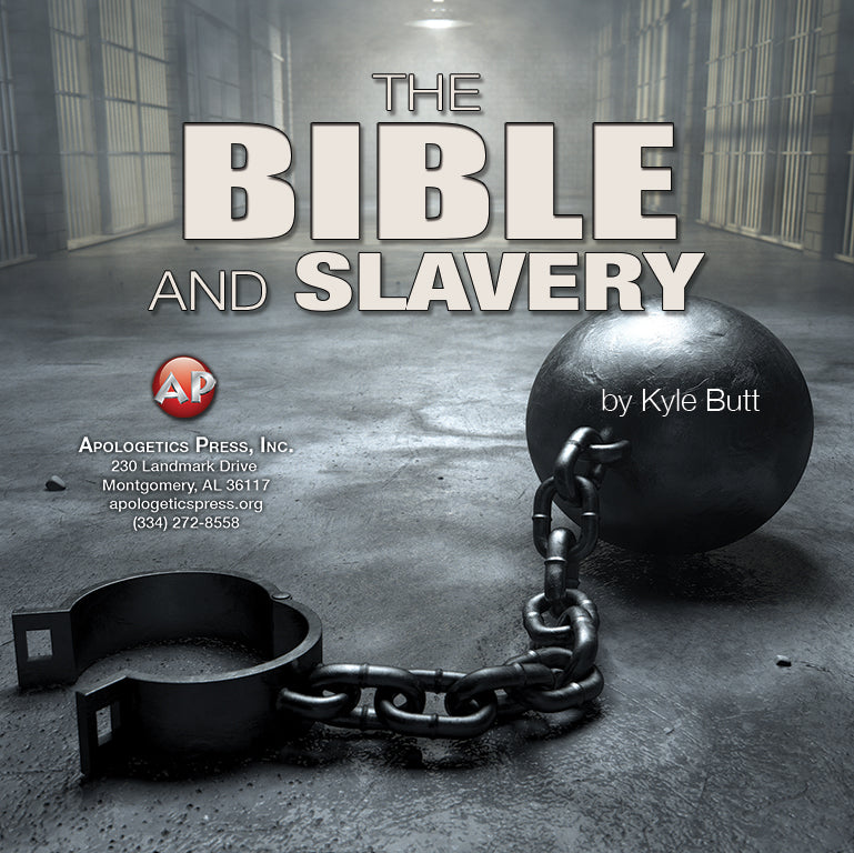 Bible and Slavery [Audio Download]