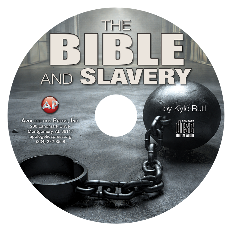 Bible and Slavery (CD)