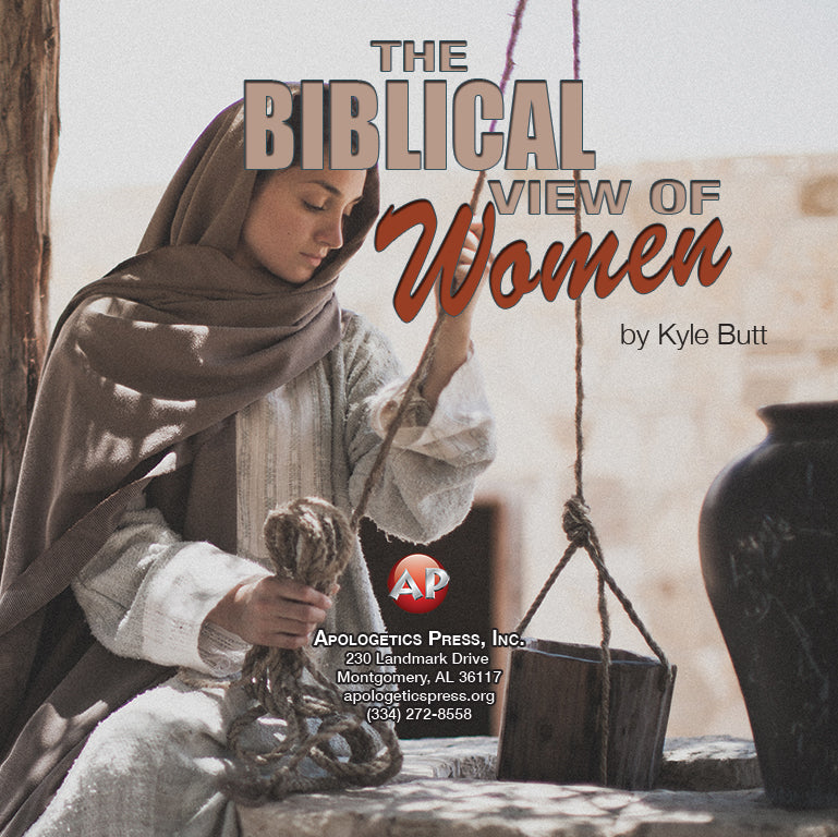 Biblical View of Women [Audio Download]
