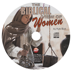 Biblical View of Women (CD)