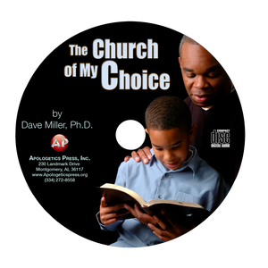 Church of My Choice (CD)