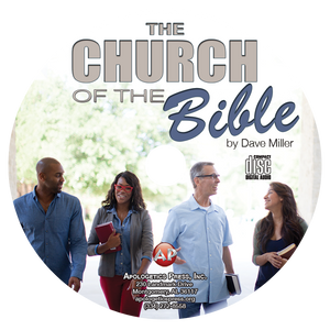 Church of the Bible (CD)