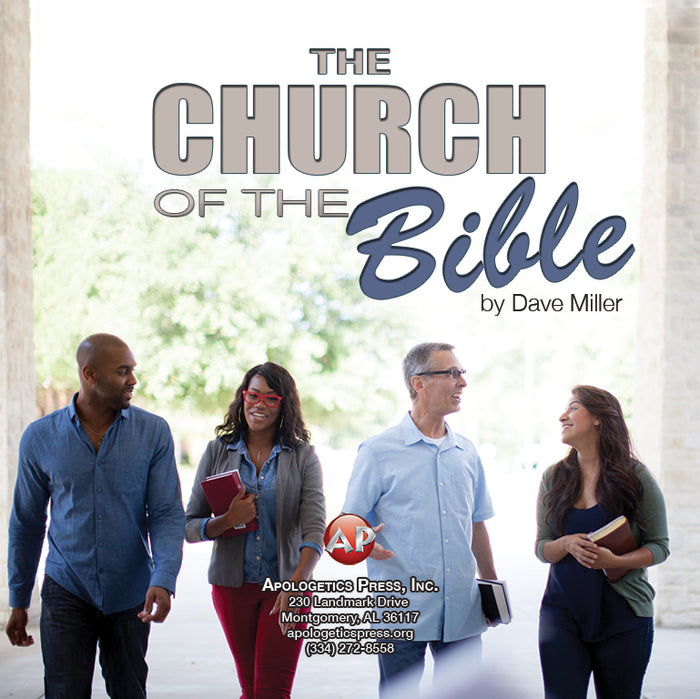 Church of the Bible [Audio Download]