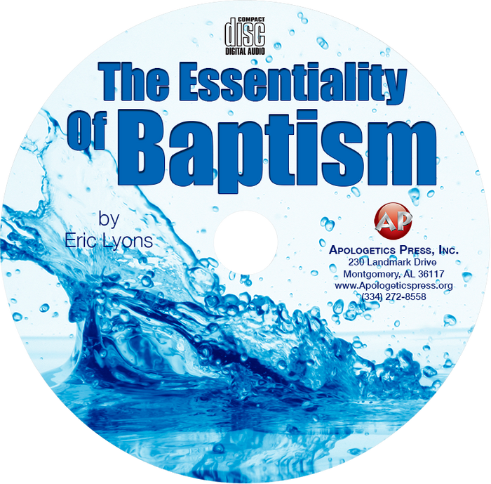 Essentiality of Baptism (CD)