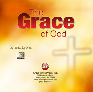 Grace of God [Audio Download]