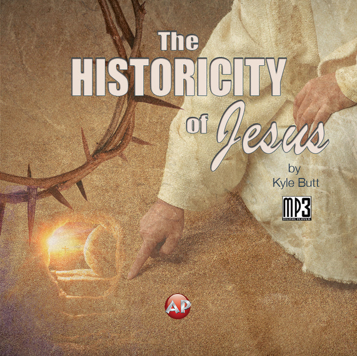 Historicity of Jesus [Audio Download]