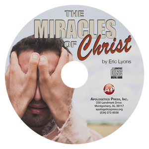 Miracles of Christ (CD)