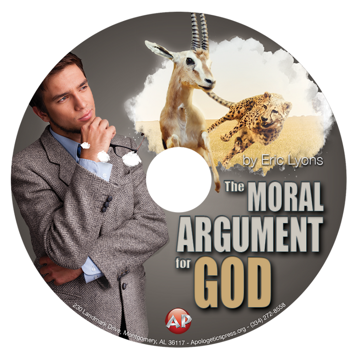 Moral Argument for the Existence of God (CD)