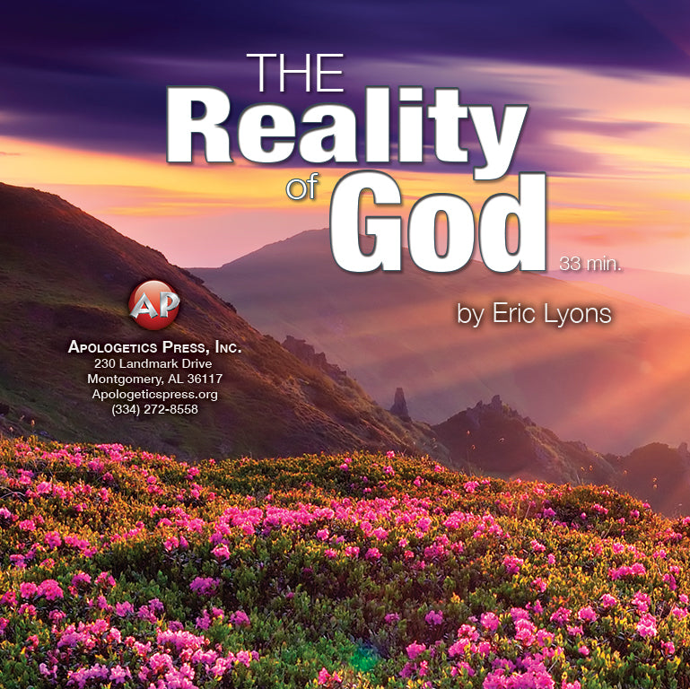 Reality of God [Audio Download]