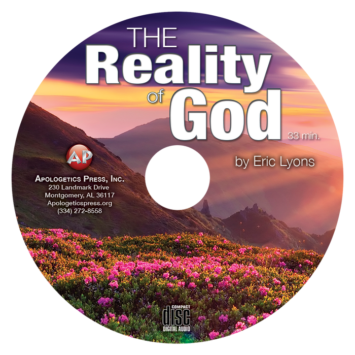 Reality of God (CD)