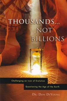 Thousands... not Billions - DVD