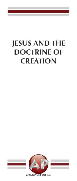 Jesus and the Doctrine of Creation