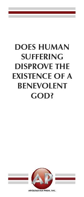Does Human Suffering Disprove the Existence of a Benevolent God?