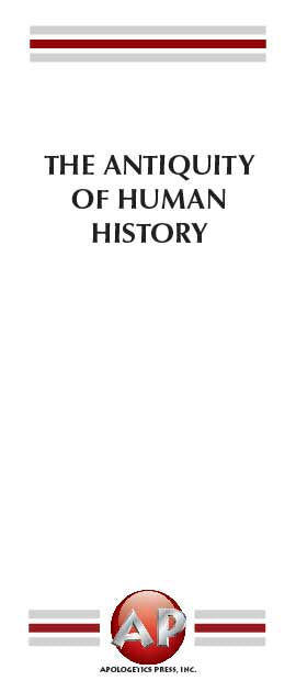 Antiquity of Human History, The