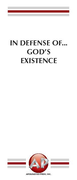 In Defense of... God's Existence