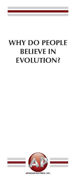 Why Do People Believe In Evolution?