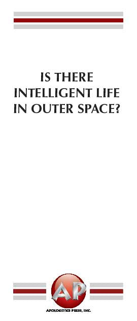 Is There Intelligent Life in Outer Space?