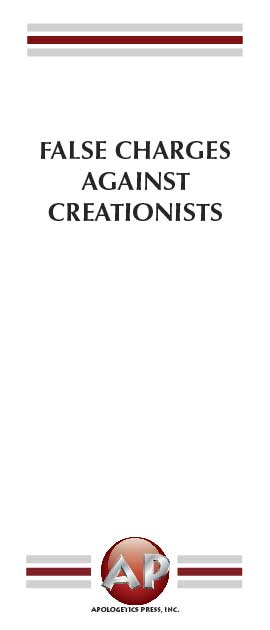 False Charges Against Creationists