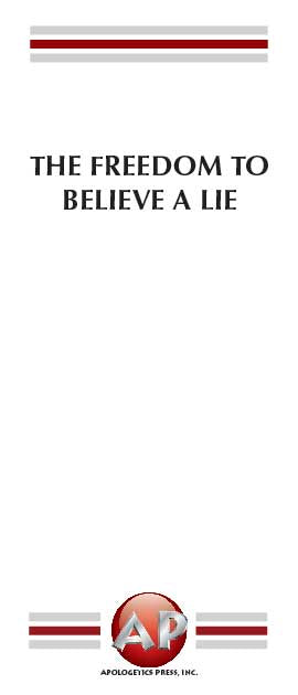 Freedom To Believe a Lie, The