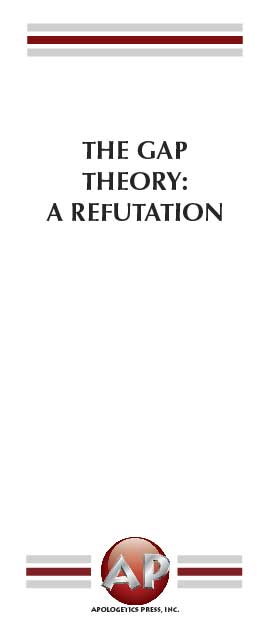 Gap Theory: A Refutation, The