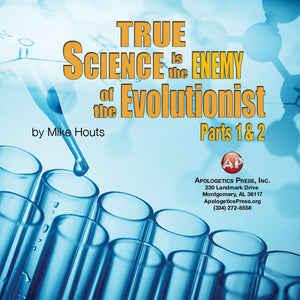 True Science is the Enemy of Evolution Part 1-MH [Audio Download]