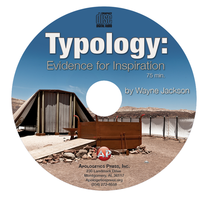 Typology—Evidence for Inspiration—WJ