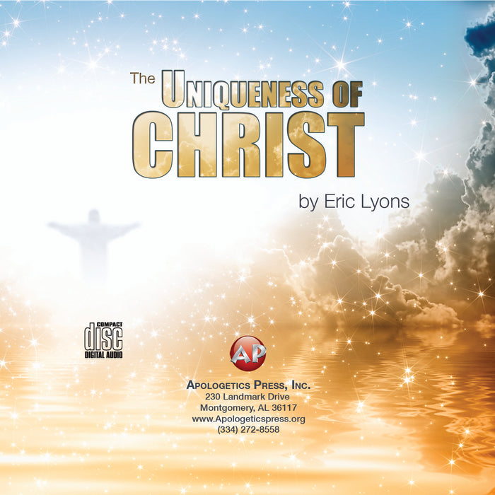Uniqueness of Christ-EL [Audio Download]