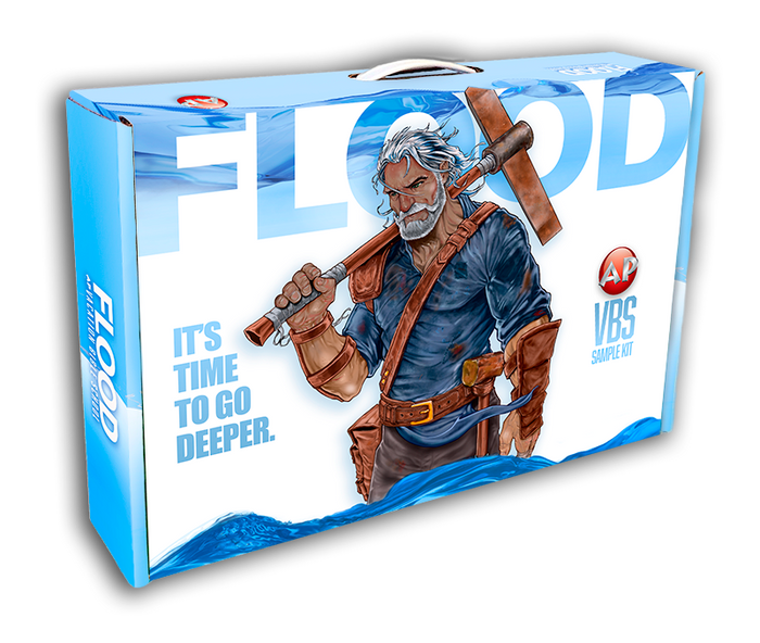 Flood VBS (SAMPLE KIT)