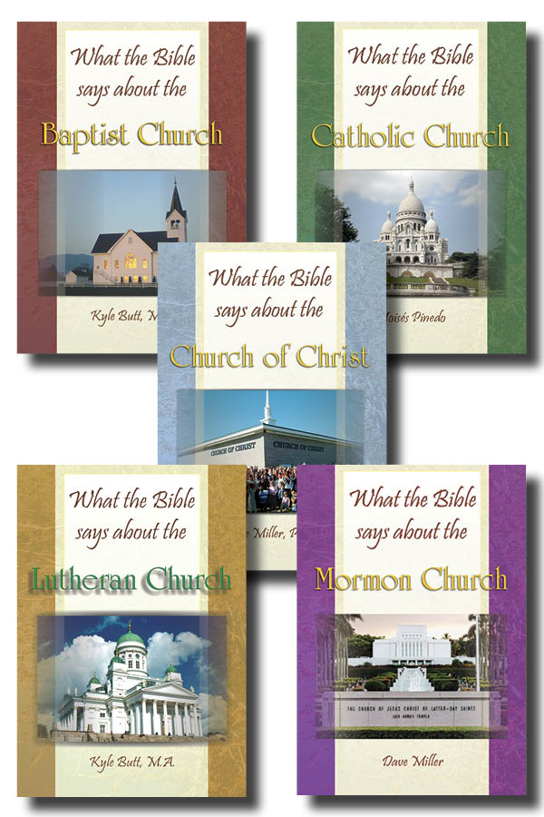 What the Bible says about... (5 Book Set)