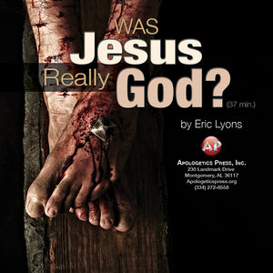 Was Jesus Really God?-EL [Audio Download]