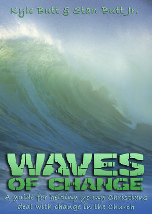 Waves of Change - DVD