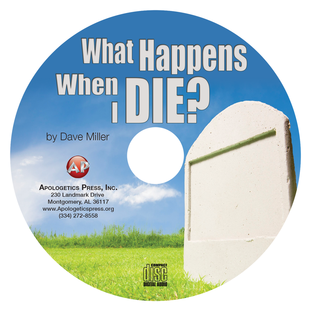 What Happens When I Die?—DM