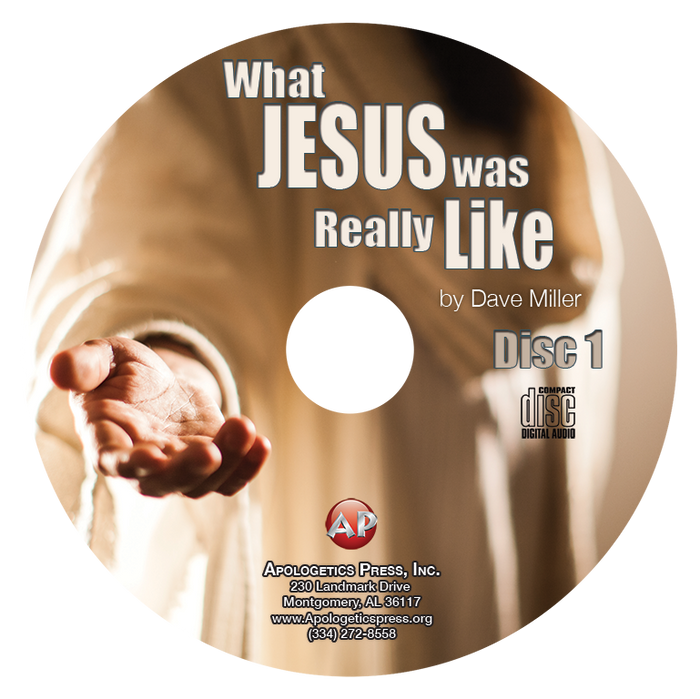 What Jesus Was Really Like—DM (3 CDs)