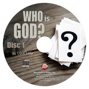 Who Is God?—DM (3 CDs)