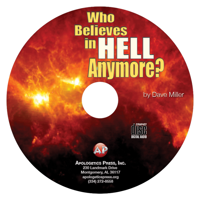 Who Believes in Hell Anymore?—DM
