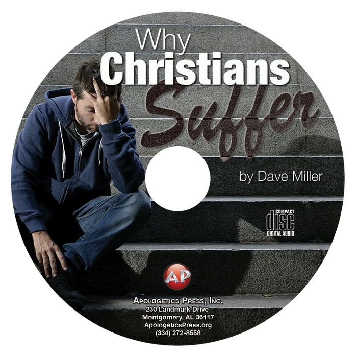 Why Christians Suffer—DM