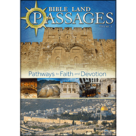 Bible Land Passages (Vol 1&2) DVD