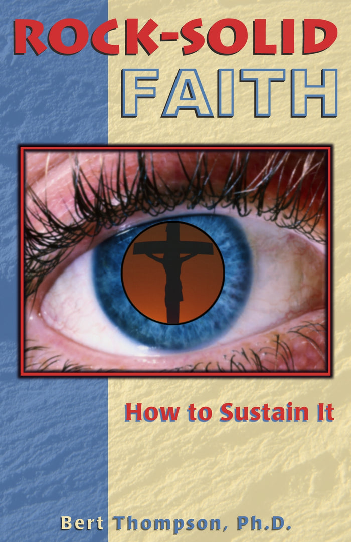 Rock-Solid Faith Volume 2-How to Sustain It - DVD