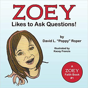 Zoey Likes to Ask Questions