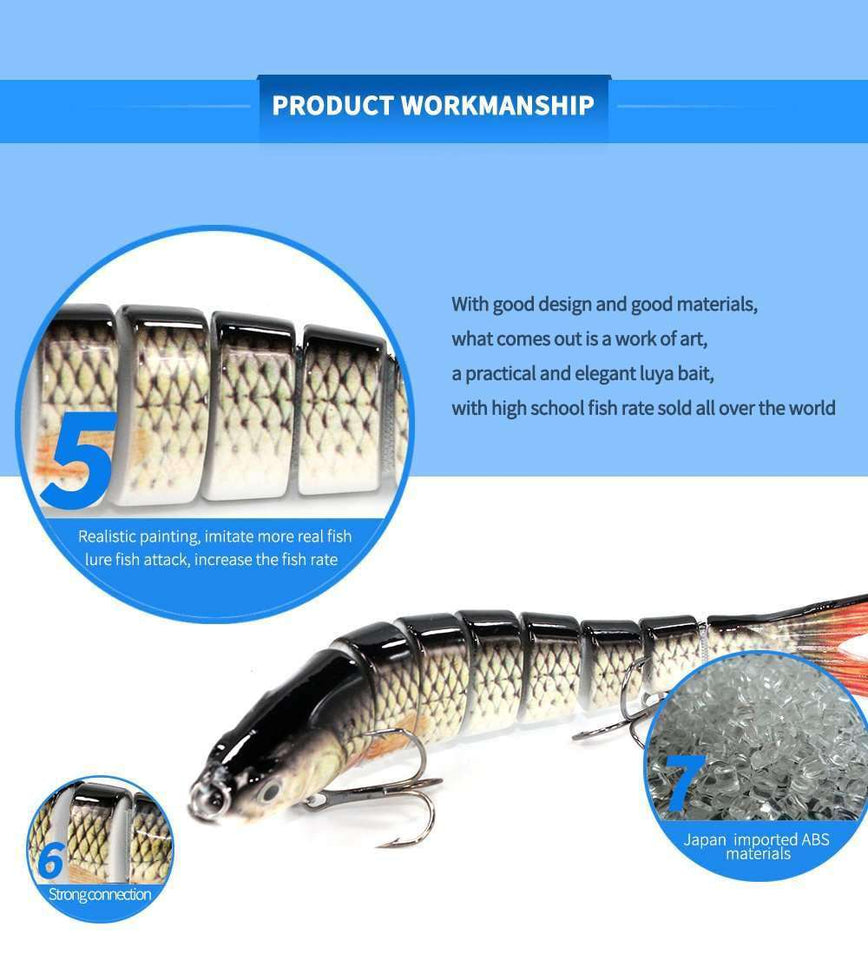 TOP HIGH PERFORMANCE LURE