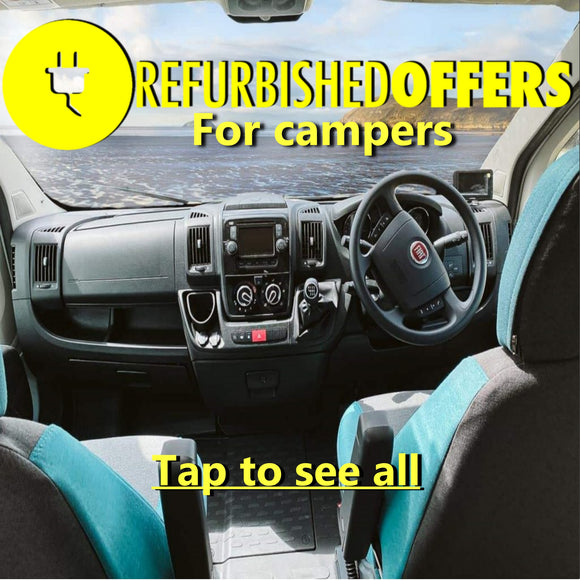Refurbished Offers!  Caravan/Motorhome Products