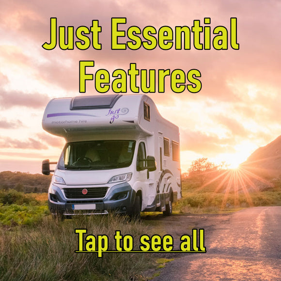 Camper Sat Navs with essential features