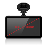 "7"" CMNAV 360 Camper (NO Traffic) - Built-in FullHD Dashcam, (768mb RAM), Android, Wi-Fi, NETFLIX, Latest 2020 EU+UK Maps and Premium POIs - C & M Navigation Systems"